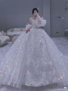 Prom Girl Dresses, Glam Dresses, Ball Gown Dresses, Pretty Dresses, Bridal Dresses, Beautiful Dresses, Princess Ball Gowns, Princess Wedding Dresses, Dream Wedding Dresses
