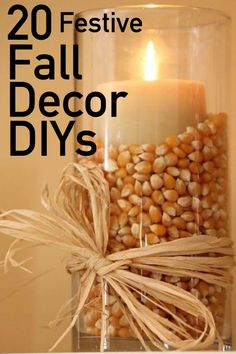 DIY Fall Welcome Mat With Free SVG File (for Cricut & Silhouette)I love this Fall decor idea! Learn how to use your Cricut Explore to make a DIY welcome mat door mat and a cute Fall welcome mat! Fall welcome signs front porches Festival Diy, Diy Fest, Fall Festival Crafts, Fall Festival Decorations, Autumn Decorations, Dyi Thanksgiving Decorations, Fall Birthday Decorations, Fall Home Decor, Autumn Home