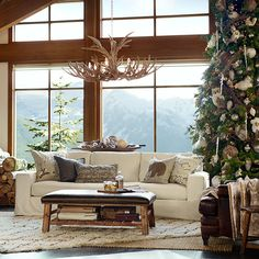 Christmas Styles | Pottery Barn