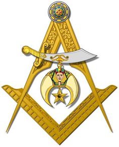 """Masonic Slipper /""""spread the cement of brotherly love/"""" lapel pin"""