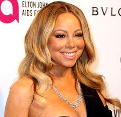 Oscar Party 2016: Best Hairstyles - Mariah Carey