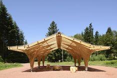 Galería de La Creación de un Refugio Forestal en Bertrichamp / Studiolada Architectes + Yoann Saehr Architect - 12