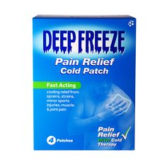 Deep Heat Roll-On Lotion - Deep Heat South Africa Health And Wellness, Health Care, Pain Relief Patches, Deep Freeze, Wellness Company, Sprain, South Africa, Lotion, Frozen