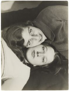 Friends | Object:Photo | MoMA Paul Citroen FRIENDS 1930 Gelatin silver print