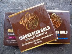 Willie's Cacao - ethical and delicious, and quite possibly the best chocolate in the world!