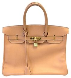 Herms Courchevel Leather Birkin 35cm Gold Hardware Satchel. Save 56% on the Herms Courchevel Leather Birkin 35cm Gold Hardware Satchel! This satchel is a top 10 member favorite on Tradesy. See how much you can save
