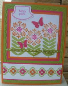 Happy Madison by calmag - Cards and Paper Crafts at Splitcoaststampers