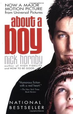About a Boy (Movie Tie-In) by Nick Hornby,