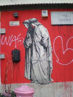 Virgilio e Dante, Lucamaleonte ft. Sten E Lex 2012- Rome