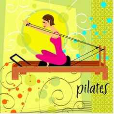 We wish you a beautiful weekend full of ...   Peace.  Love.  Pilates. :)