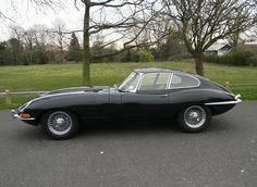 1969 Jaguar E Type Series I Coupe