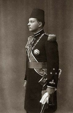 Farouk I, King of Egypt