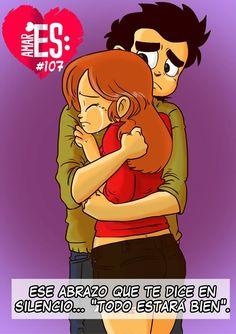 ilustración amor es el chico detergente