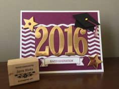 Happy Graduation by sara1410 - Cards and Paper Crafts at Splitcoaststampers