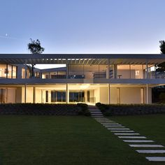 Glass House by David Price Design