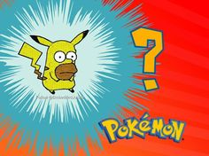 Man you guys were so close! The answer is embroidered Homerchu #whosthatpokemon  #pokemon #pokemongo #anime #letsplayagame #guess #guesswho #Nintendo #gamergirl #gamergirls #gaming #gamers #Pokémon #homerchu #Homer #HomerSimpson