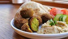 Falafel made with love