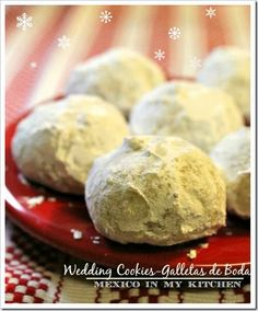 Some years ago, when my son was still in elementary school and before we started homeschooling, we always used to bake these cookies for his teachers, and for our neighbors around Christmas time. Now he's a young man and those days of cookie-baking together are just a sweet memory. I asked him today if he...Read More