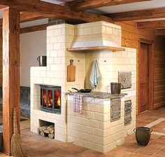 Home Rocket, Cordwood Homes, Earth Bag Homes, Small Tiny House, Cooking Stove, Log Home Kitchens, Kitchen Stove, Rocket Stoves, Four