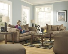 Sofa, Loveseat, 3 Tables, 2 Lamps, 1 Rug o 1 Sectional, 3 Tables, 2 Lamps, 1 Rug www.longislanddiscountfurniture.com