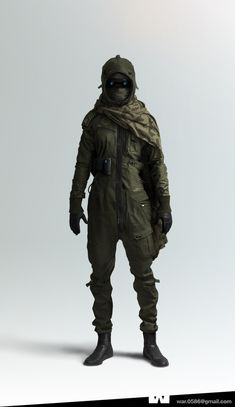 WAR : Character Design by olivier masson, via Behance