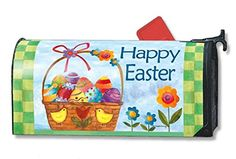 Mailbox Covers - MailWraps Basket for the Bunny Mailbox Cover 01112 ** Details can be found by clicking on the image. (This is an Amazon affiliate link)