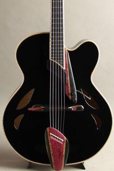 """Mirabella Guitar Crossfire """"Royal J"""""""