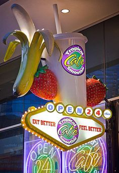 Tropical Smoothie Cafe a Hit on Las Vegas Boulevard