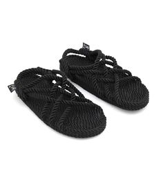 newest 8baf4 af508 Nomadics JC Unisex Adults Rope Sandals Amazon.co.uk Shoes amp