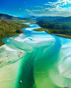 Whitsunday Island: Australia