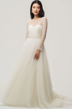 Courtesy of Jenny Yoo Wedding Dresses;