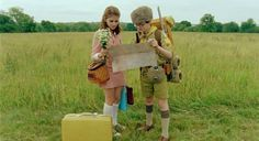 Pin for Later: 45 Pop Culture Halloween Costume Ideas For Couples Suzy and Sam From Moonrise Kingdom