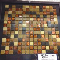 Possible backsplash tile