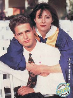 A gallery of Beverly Hills, 90210 publicity stills and other photos. Featuring Shannen Doherty, Luke Perry, Jason Priestley, Jennie Garth and others. Jennifer Grey, Jennifer Aniston, Beverly Hills 90210, Jennifer Carpenter, Jason Behr, Jason Priestley, Dean Charles Chapman, Lauren Graham, Emily Vancamp