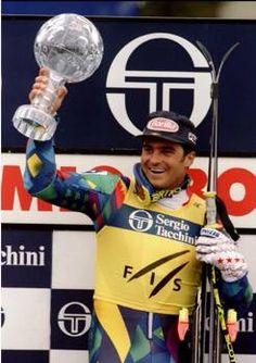 Alberto Tomba - Italia - winner 1995