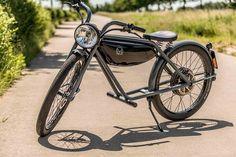 MEIJS Motorman Electric Moped - Men's Gear