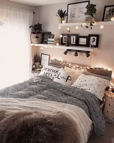 Home Decor Themes 43 cute and girly bedroom decorating tips for girl 39 - -.Home Decor Themes 43 cute and girly bedroom decorating tips for girl 39 - - Cool Teen Bedrooms, Kids Bedroom Sets, Room Ideas Bedroom, Bed Room, Diy Bedroom, Comfy Bedroom, Bedroom Storage, Budget Bedroom, Bedroom 2018