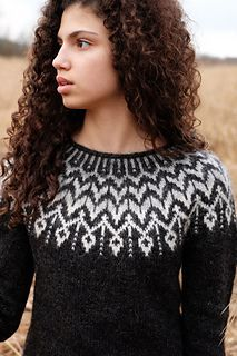 Tolt Icelandic Wool Month, Pattern Available March 1st