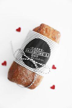Valentine's Day gift idea + free printables!
