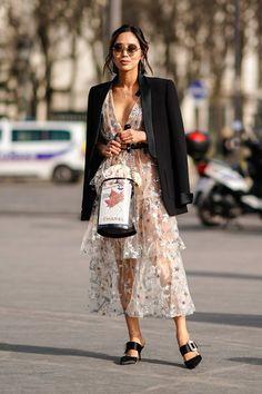 初夏穿搭靈感 40 :炎熱天氣下如何穿出層次與時尚感?由街拍達人來教你!