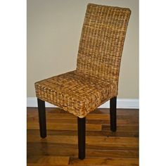 Have to have it. Laktas Abaca Dining Chairs- Set of 2 $299.99
