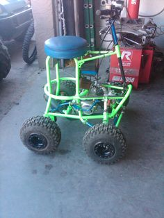 One Day I Will Make An Esky Racer Or A Bar Stool Racer