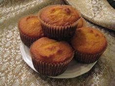 The Almond Flower: Gluten Free Coconut Flour Pumpkin Muffins
