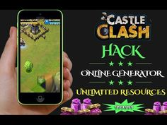 Generate 999K gold, mana and gems, totally FREE! http://castleclash.gamecheat4android.com