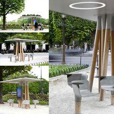 Estaciones Wi-Fi - Paris