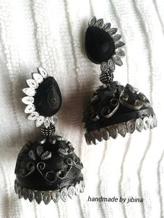 traditional jhumka handmade by jibina rashik