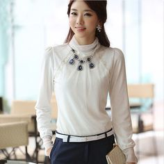 Cheap Blouses & Shirts on Sale at Bargain Price, Buy Quality blouse leopard, lace phone, blouse women from China blouse leopard Suppliers at Aliexpress.com:1,Pattern Type:Solid 2,sleeve type:regular 3,Sleeve Style:Regular 4,Modeling clothing:slim 5,Clothing Length:Regular