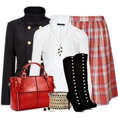 """""""Poppin' that Collar"""" by stylesbyjoey on Polyvore"""