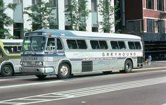 Greyhound 6459 Chicago 8-1974 mb | mbernero | Flickr