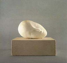 brancusi | The 1913 Armory Show (Gallery H): Sleeping Muse, Constantin Brancusi